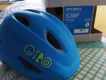 GIRO SCAMP Youth Small 49-53 cm