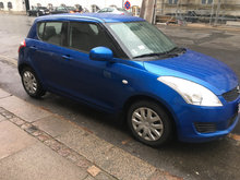 Suzuki Swift, 1,2 GL, Benzin, 2010