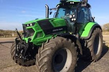 Deutz-Fahr Agrotron 6165 RC-Shift