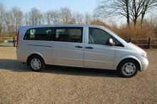 Mercedes Benz Vito - 9 pers. bus