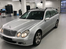 Mercedes E220 CDI st.car