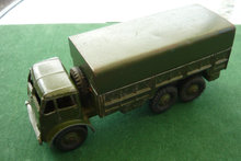 Dinky Army Truck