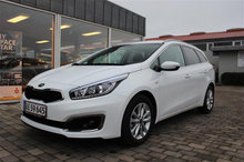Kia Ceed SW 1,6 CRDI Attraction DCT 136HK Stc 7g Aut.