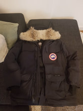 Canada goose Expedition parka navy blue