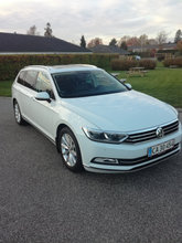 Passat TDI 4Motion DSG Highline