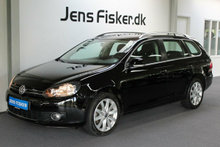 Golf VI 2,0 TDi 140 Highline Variant DSG