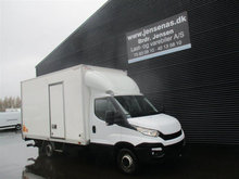 Iveco Daily 35S13 2,3 D Alu.kasse m/lift 126HK Ladv./Chas.