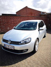 Vw golf 6 2.0 TDI comfortline 2009
