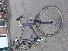 28'tommer cube cykel