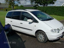 OPHUGET ford galaxy 1,9 tdi vw sharan